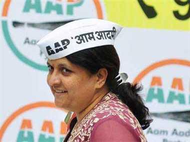 Anjali Damania, Preeti Sharma Menon quit AAP