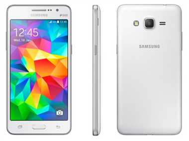 Samsung launches selfie smartphone galaxy grand prime