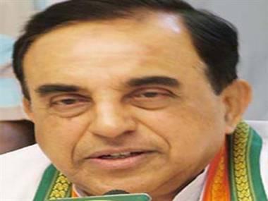 Swamy accuses Rahul, Sonia of perjury, demands CBI probe