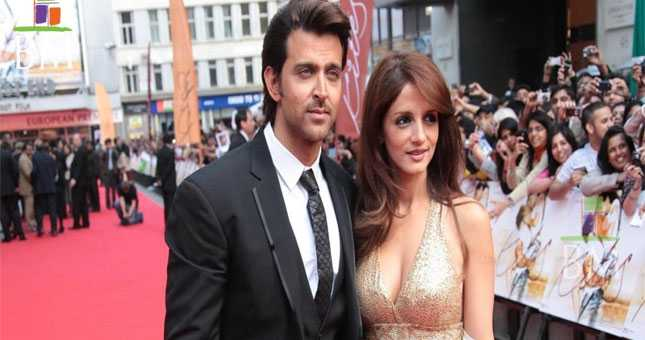 Hrithik Roshan and Sussanner legally divorced