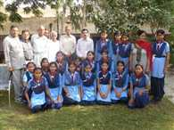 clean india campaign in school