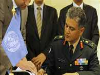retired indian army lieutenant general abhijit guha in Un peace panel