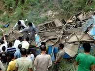 Chamba : 20 died in bus accident