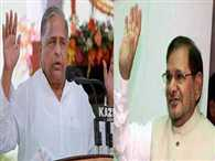 samajwadi party and janta dal family will come under one roof