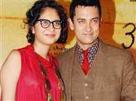 Court orders FIR against Aamir and Kiran in Muzaffarpur