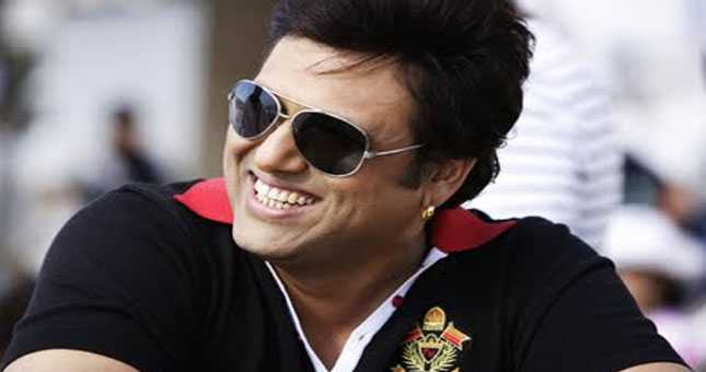 Govinda cleared his point on slapping case