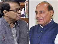 Outlook magazine admits to quoting Rajnath Singh erroneously