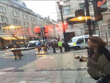 BBC's central London office and surrounding areas evacuated after threat