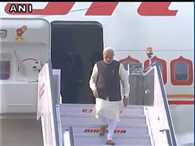 PM Narendra Modi arrives in Delhi after attending COP21 in Paris