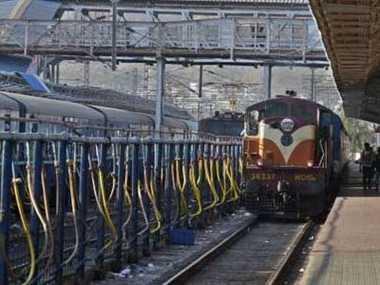 Railways hike platform ticket price in winter