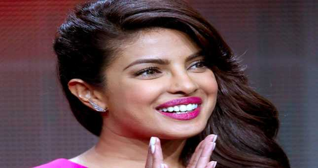 Priyanka says I want to dominate globally