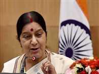 Sushma Swaraj may meet pakistan nsa