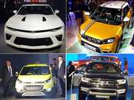 Auto Expo 2016 kicks off  with media preview