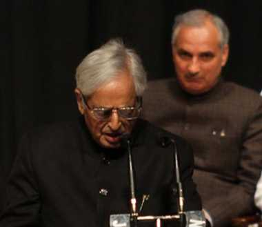 'Pakistan, Militants Allowed Conducive   Atmosphere for Polls,' Says Mufti Sayeed