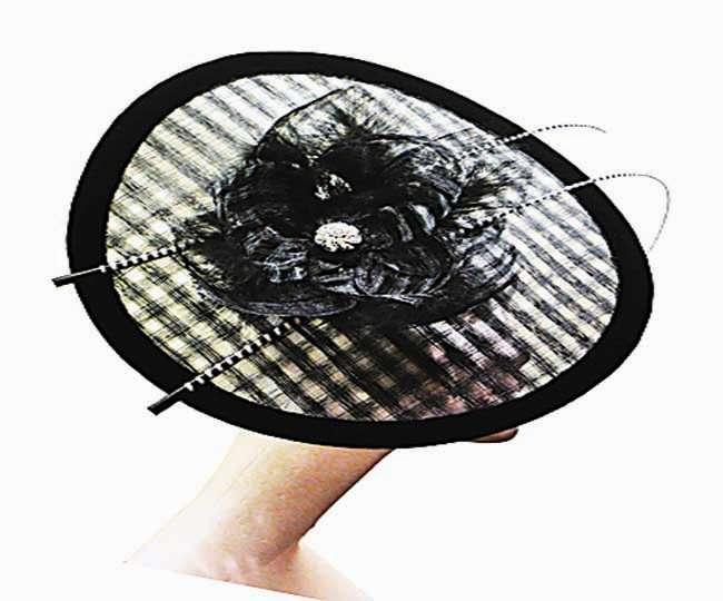 stylish headpiece