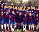 तिब्बत की महिला फुटबॉल टीम को नहीं मिला अमेरिकी वीजा