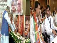 BJP national executive committee is to be conducted tomorrow and day after in Bangalore