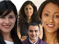 4 Indian-Americans among 40 top professionals in New York