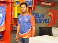 Yuvraj singh will lucky for Delhi Daredevils
