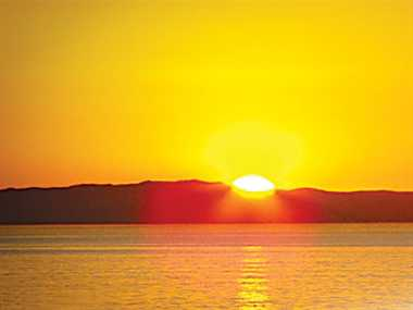 Sunshine May Lower Your Blood Pressure