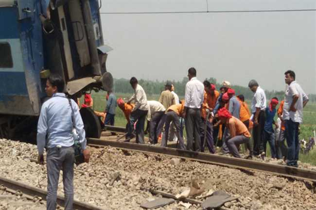 Railway Route Of Delhi-Moradabad Will Be Ready From Today Evening