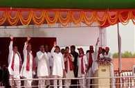 CM Akhilesh Yadav Gave Many Gifts To Ballia