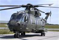 defense minister gives statement on agusta westland