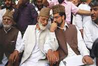 centre says it is ok with hurriyat talking to pakistan