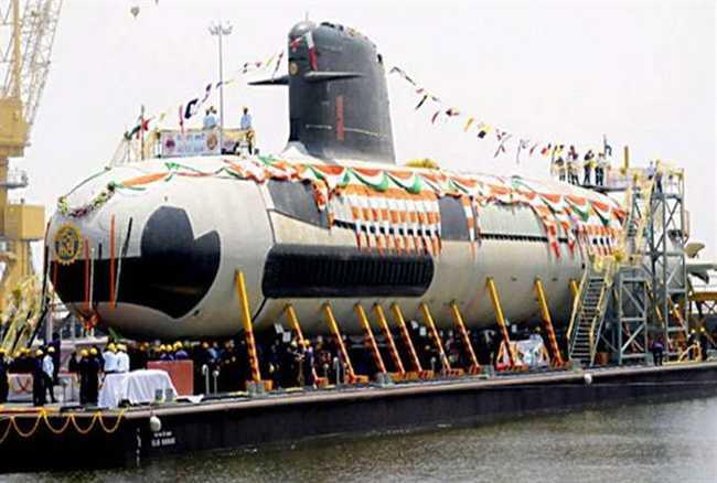 india first new sub marine trail starts