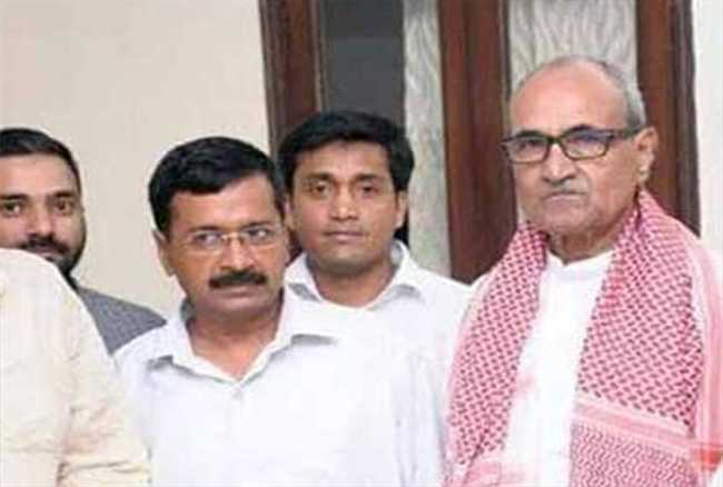 AAP Founder and PAC member Mr. Ilyas Azmi will announce his resignation from party