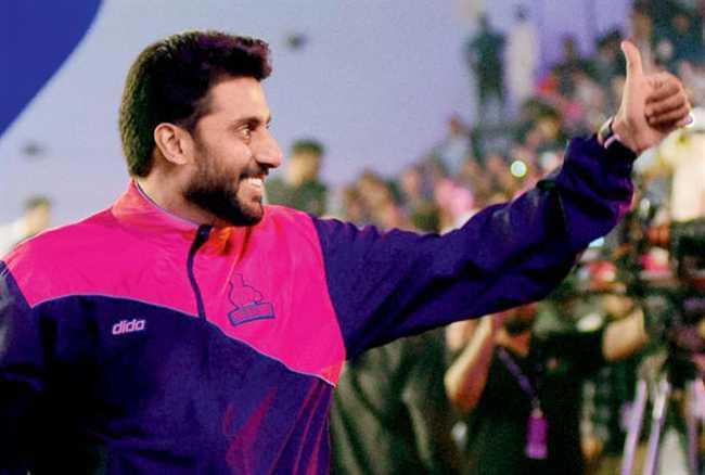 All is Well! Abhishek Bachchan resumes work post slipped disc