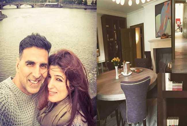 Akshay Kumar shares selfie from romantic getaway with wife Twinkle Khanna