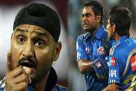 Harbhajan Singh and Ambati Rayudu spat on field against Pune
