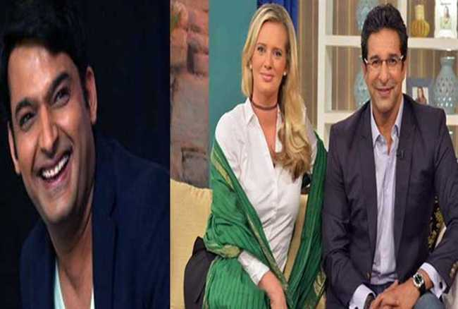 Wasim Akram proposes wife on The Kapil Sharma Show