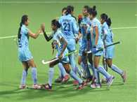 Indian hockey team works on new strategy