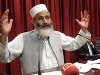 Sirajul Haq announces Rs. 1 billion reward over Modi's arrest