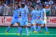 Jasjit's brace sends India to semis with 3-2 win over Malaysia