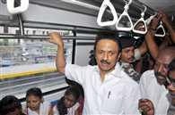 dmk stalin slaps passenger onboard chennai metro
