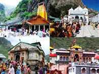 Kedarnath Yatra Start, Badrinath interrupted