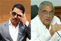 Congress aggressive  against Vadra Probe
