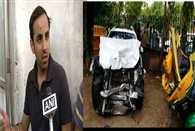 BMW allegedly driven by Rajasthan MLAs son crushes three people to death