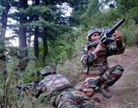 three militant killed in Kashmir encounter
