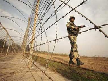 wing commander catch on border in suspicious condition