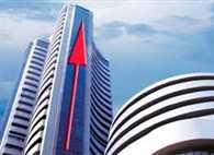 Markets open at fresh record highs; Sensex nears 27000