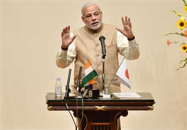 modi invites japan students to visit india