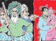 Panchayat decided, Culprit Took Away from Society