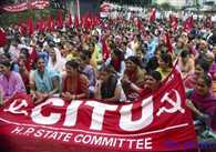 Ten unions on strike today; Govt expects   minimal impact