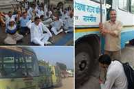 nationwide strike today call by trade unions, services affected