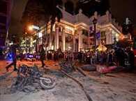 Brahma temple blast Thaai police near the solve case