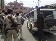 Patna Junction threatening to bomb blast, security forces occupied station